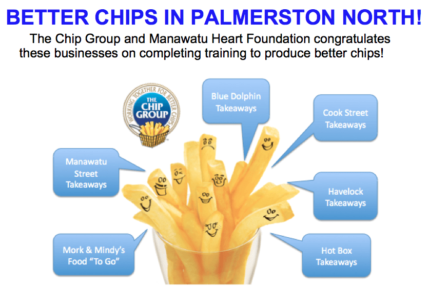 Congratulations Palmerston North