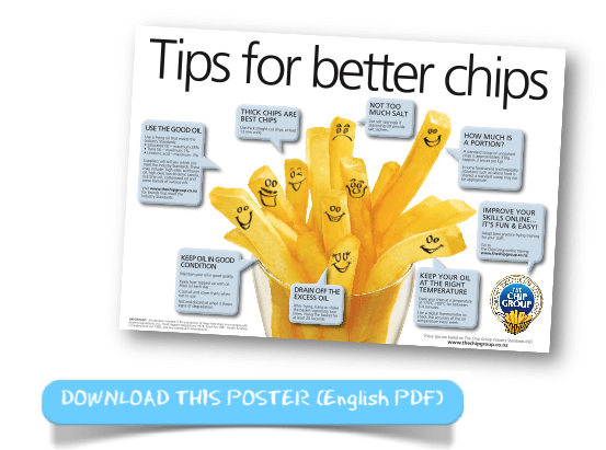 Tips for Better Chips English